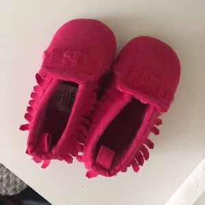 Other - Pink moccasins